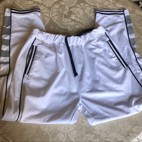 Rocawear Other - Rocawear men's joggers white sz XL